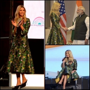 Ivanka Trump Visits India She Can Be Your Next Style Icon