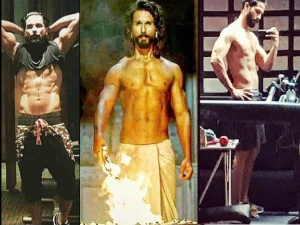 Shahid Kapoor S Diet Workout Fitness Regimen Padmavati