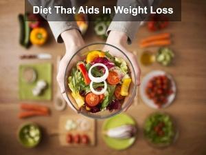 Balanced Diet That Aids Weight Loss