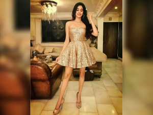 Jahnvi Kapoor Turned Royal A Photoshoot