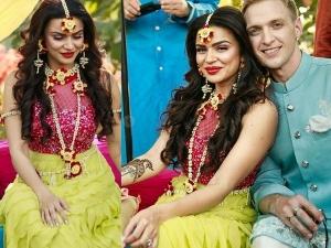 Aashka Goradia S Wedding Style Diaries