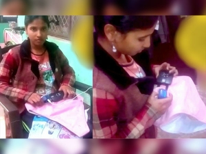 Mainpuri Girl Made Rape Proof Undergarment