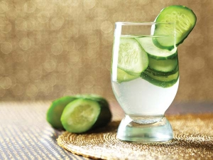 10 Benefits Of Cucumber Water In The Morning