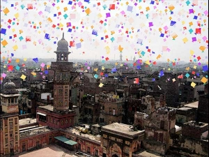 Basant Panchami Festival Of Kites Celebrated In Pakistan Also