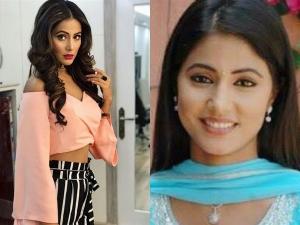 Big Boss 11 Contestant Hina Khan Fitness Beauty Secrets Tips
