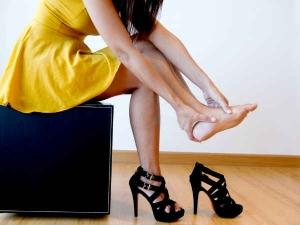 Home Remedy Treatments Heel Pain