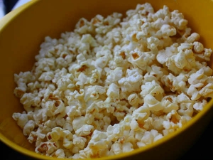 Health Benefits Eating Popcorn Written Hindi