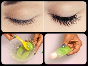Home Remedies Grow Thicker Longer Eyelashes