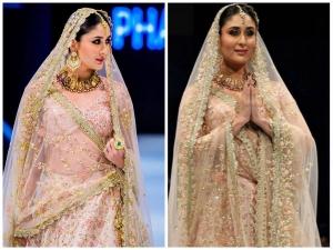 Kareena Kapoor Khan Stunned Doha Fashion Show