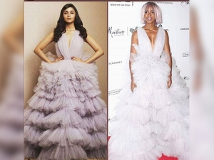 Alia Bhatt Copied Kelly Rowland At The Filmfare Awards 2018