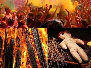 Holi 2018 How Be Safe From Black Magic On Holika Night