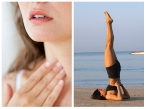 Yoga Poses Thyroid Disease Hindi