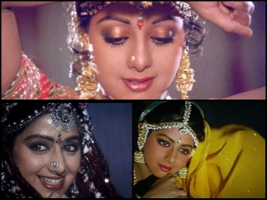 Remembering The Gorgeous Sridevi Look Fashion Journey