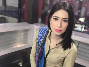 Meet Marvia Malik Pakistan First Transgender News Anchor