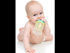 World Water Day When Can Babies Drink Water