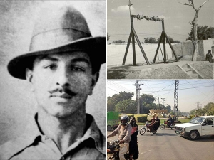 Chowk Pakistan Where Bhagat Singh Was Hanged