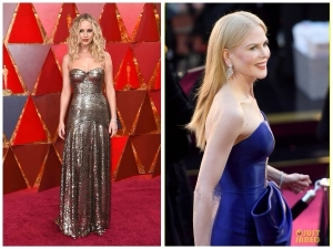 Oscars 2018 The Best Dressed Celebrities On The Red Carpet