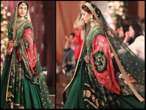 This Sabyasachi Bride From Pakistan Will Make You Ditch Red Your Wedding