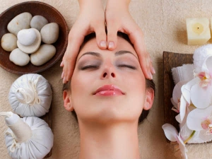 Step By Step Natural Facial Massage