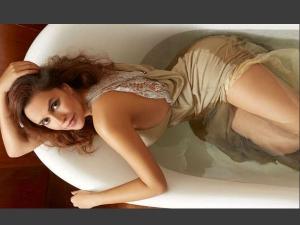 New Bride Neha Dhupia Sizzles This Hot Photoshoot