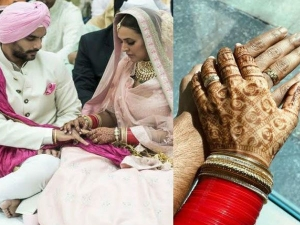 Neha Dhupia S Engagement Ring Has Rather Special Story