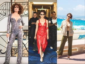 Kangana Ranaut Takes Bold Another Level On Her Second Day Cannes