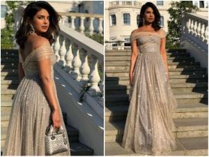 Priyanka Chopra Wow At Royal Wedding Reception