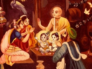 How Krishna Got His Name