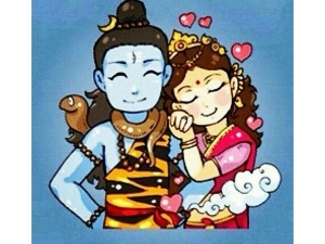 Wives Lord Shiva