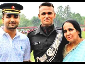 Kargil War Martyr S Son Joins Father Battalion Indian Army