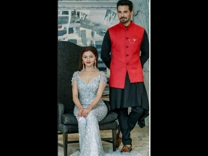 Newlyweds Rubina Dilaik Abhinav Shukla Look Stunning At Their Reception