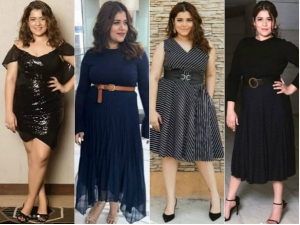 Veere Di Wedding Shikha Talsania Shows How Dress Like Curvy Girl