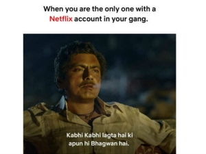 Funniest Sacred Games Memes On The Internet