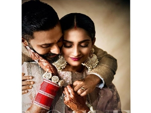 Sonam Kapoor Shares More Inside Pics From Her Gorgeous Wedding See Unseen Pics