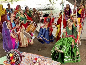 Know About Different Type Teej Festival Hariyali Hartalika Kajli