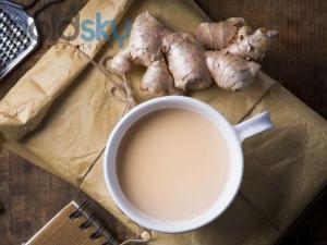 Amazing Health Benefits Ginger Milk