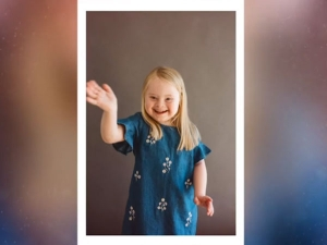 Seven Year Old Model With Down Syndrome Takes The Catwalk