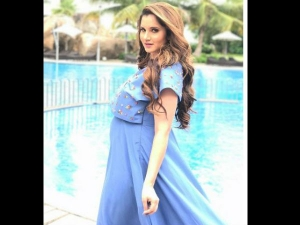 Sania Mirza Shares Her Pregnancy Diet Health Regimes
