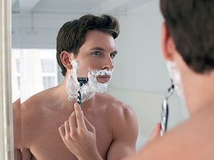 How Shave When You Have Acne