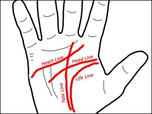 Palm Lines Can Reveal Heart Disease