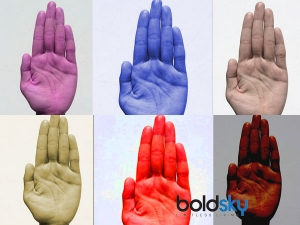 Know About Your Health Personality Fate Through Your Palm Colour