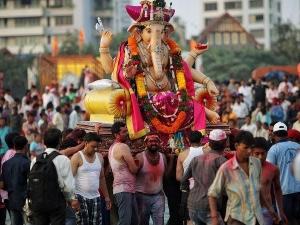 Ganesh Visarjan Date Time Puja Vidhi Story