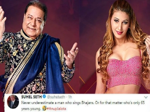 Bigg Boss 12 Hilarious Memes On Anup Jalota His Girlfriend Jasleen Matharu