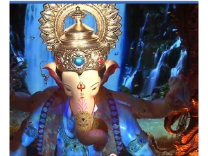 Ganesh Chaturthi 2018 Take First Look Lalbaugcha Raja Mumbai