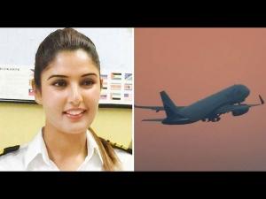 Meet Iram Habib The First Muslim Woman Commercial Pilot From Kashmir