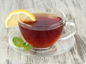 Health Beauty Benefits Lemon Mint Tea