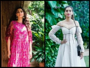 Sonam Kapoor Makes Heads Turn Back To Back Stunning Outfits