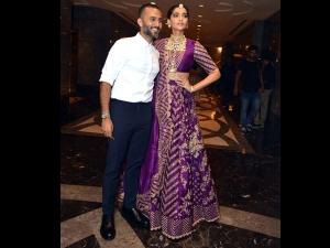 Sonam Kapoor Looks Ethereal This Embellished Lehenga
