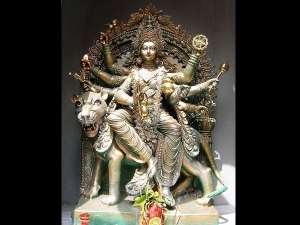 Navratri 2018 Goddess Kushmanda Puja On Fourth Day