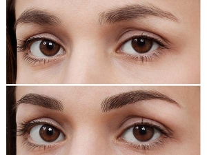 Distance Between Your Eyebrows Reveals About You